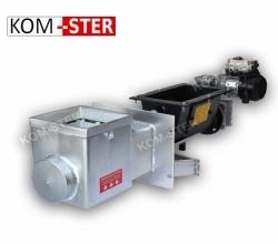 Пелетний пальник - системи автоматичної подачі палива для твердопаливних котлів