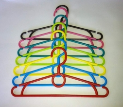 Пропонуємо вішалки для дитячого одягу оптом - Оголошення - ТОВ Пласт ... 77af829c9732f