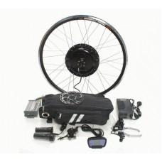 Електричні мотор-колеса для велосипеда, ціна, якість!