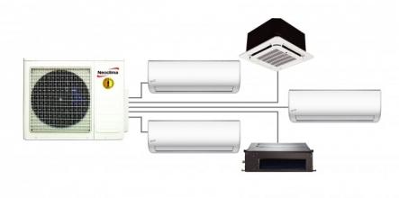 У продажу мульти спліт-системи Neoclima (Луцьк), купити на venta-briz.ub.ua