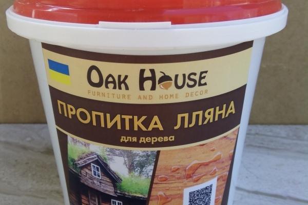 Пропитка дерева маслом: большой выбор средств