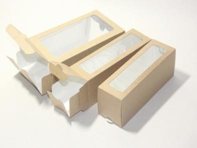 Купити коробки для макаронс оптом!