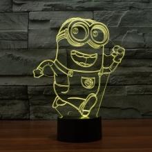 У продажу 3д-світильники, купити в інтернет-магазині