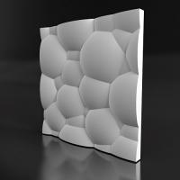 3D панелі для стін - найкраще рішення для дизайну