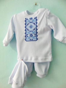 Хрестильний одяг для хлопчика купити недорого (Луцьк) - Оголошення ... d43b87568428f