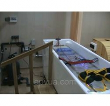 Приспособление для вытягивания позвоночника - аппарат «Альциона»