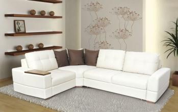 Купить угловой диван модульный, цена снижена