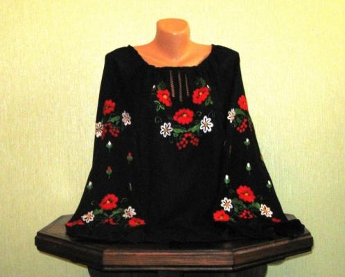 Только эксклюзивные вышиванки ручной работы в интернет-магазине «Ярина» (Одесса, Запорожье)