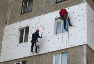 Заказать наружное утепление стен, цена доступная (Одесса)