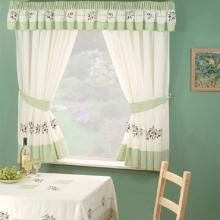 Заказать шторы для кухни в стиле прованс