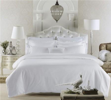 Купить белое белье постельное от производителя