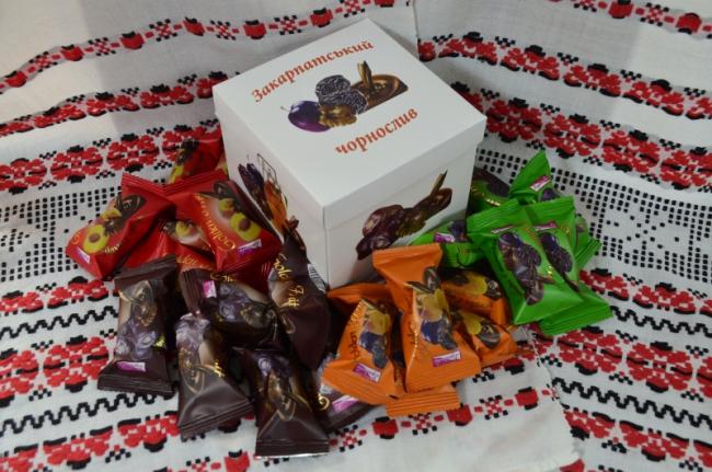 Купити натуральні цукерки