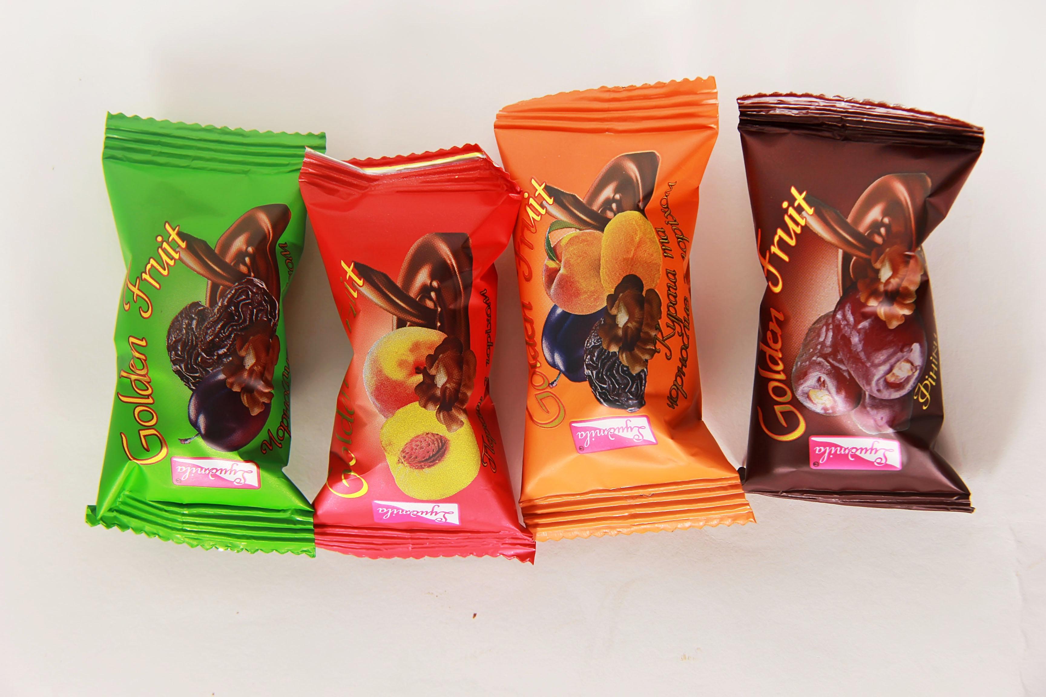 Купить конфеты из сухофруктов