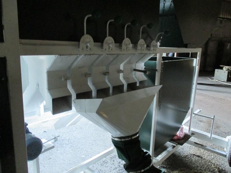 Машина для очистки и сортировки зерна СОК-25