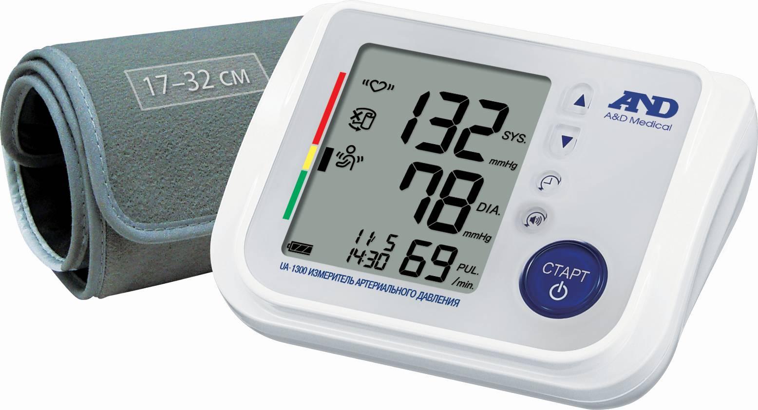 Купить аппарат для измерения артериального давления