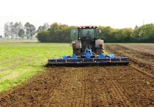 Пропонуємо посів зернових культур