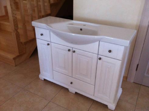 Изготовление мебели для ванных комнат на заказ цена