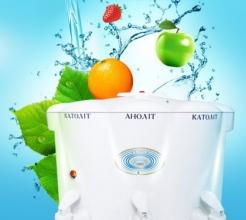Структурированная вода - купить электроактиватор ЭАВ 6 Жемчуг с блоком для очистки воды