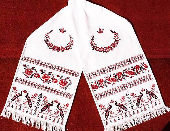 Венчальный рушник купить у производителя