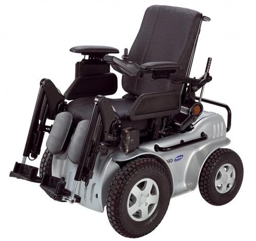 Коляски з електроприводом для інвалідів