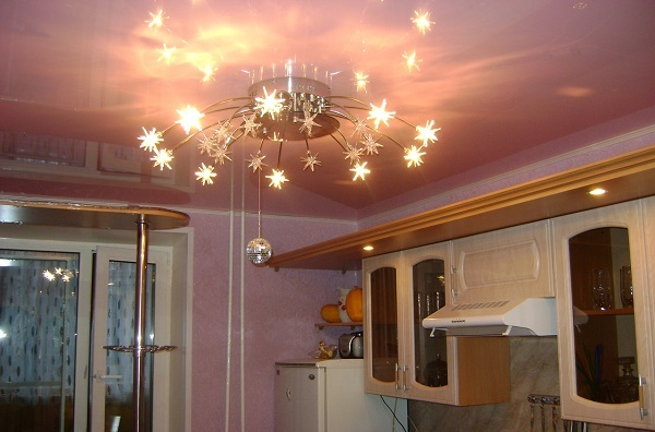 Купить качественные натяжные потолки ПВХ
