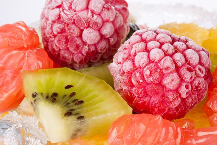 Замороженные фрукты купить онлайн