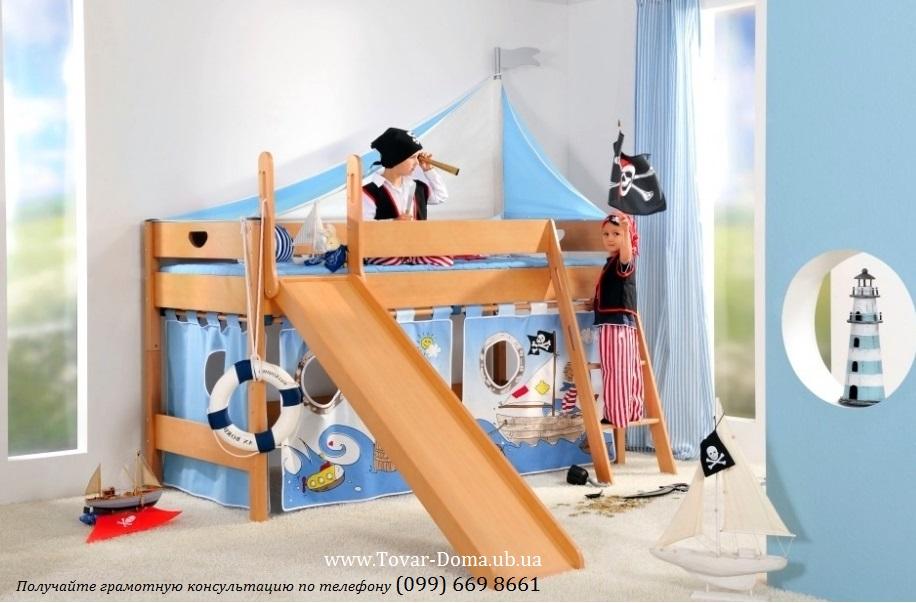 Доступні ціни на дитячі ліжка