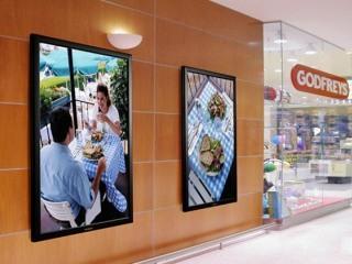 Indoor реклама от компании «A&P» - эффективный инструмент