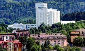 «Rixos-Prykarpattya» - эффективное лечение и отдых в Трускавце