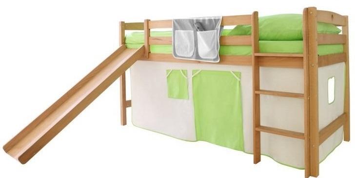 Кровать с горкой в наличии