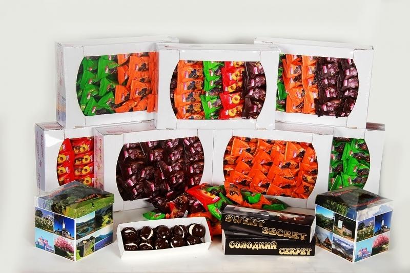 Купити корисні цукерки для дітей
