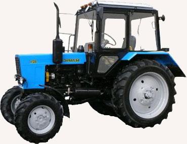 Заказать трактор цена