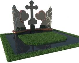 Ритуальні пам'ятники з художнім офомленням: купити в Луцьку