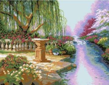 Картины природы бисером по доступным ценам!