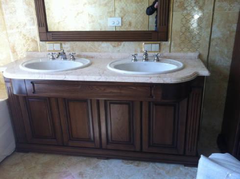 Цена на изготовление мебели для ванной под заказ
