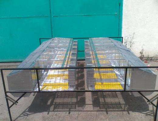 Покупайте клетки для кроликов по выгодной цене!