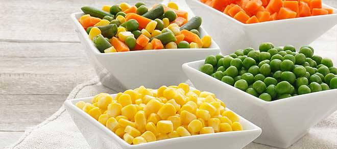 Кукуруза замороженная оптом и в розницу