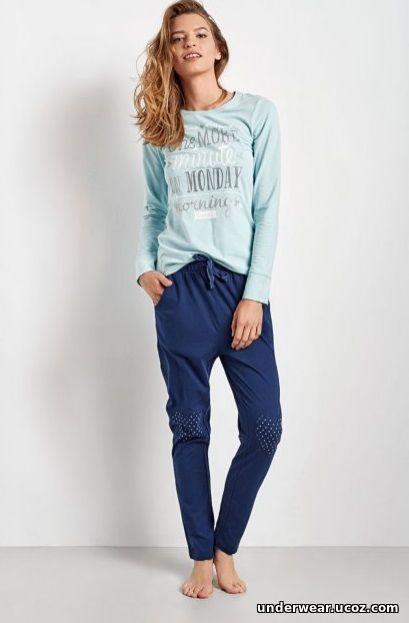 Домашняя одежда Атлантик. Купить пижаму недорого
