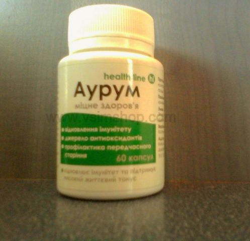 Купити біодобавки для імунітету Аурум