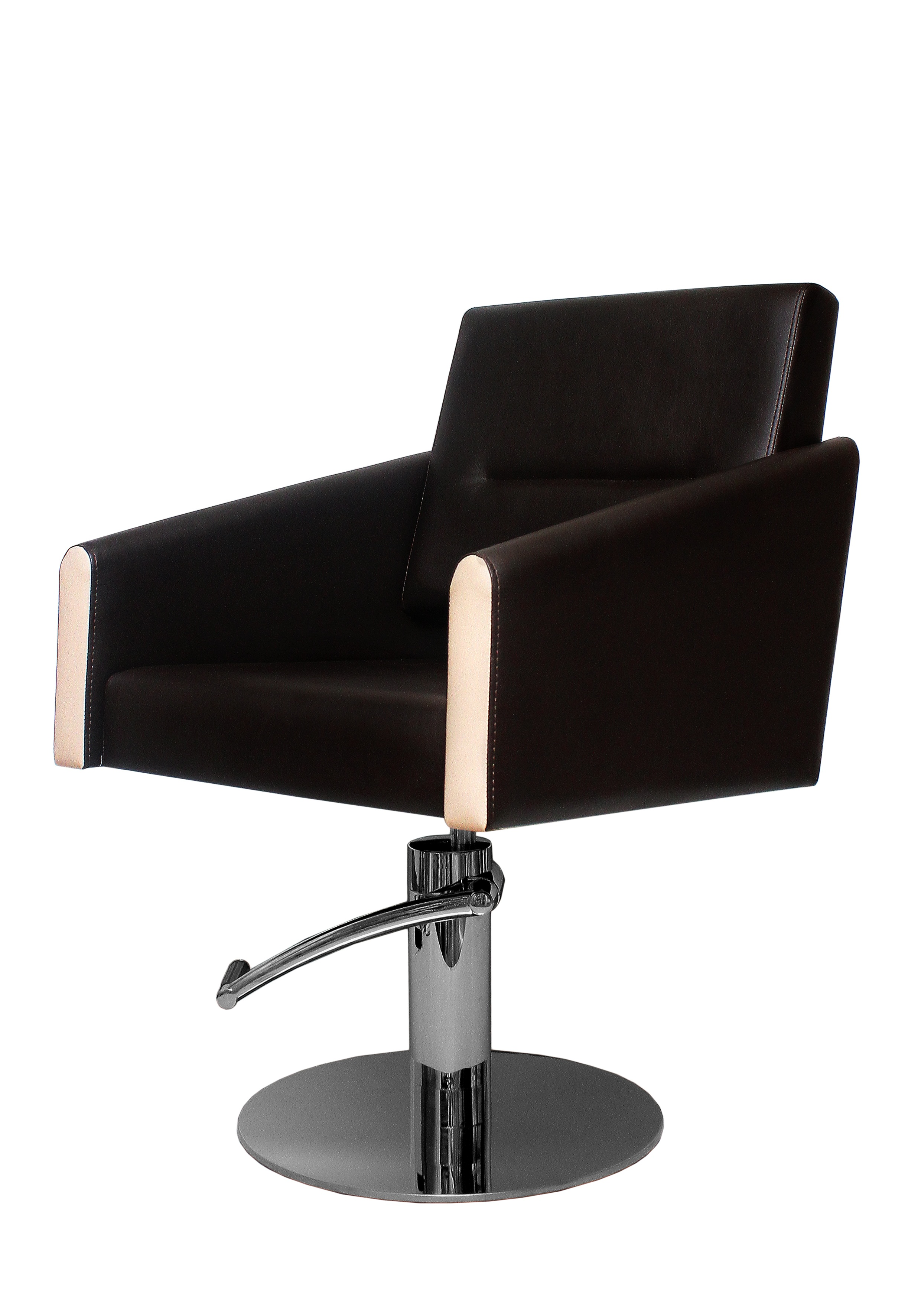 Стильное парикмахерское кресло!