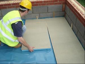 Теплоізоляція підлоги - це зручно і доступно!