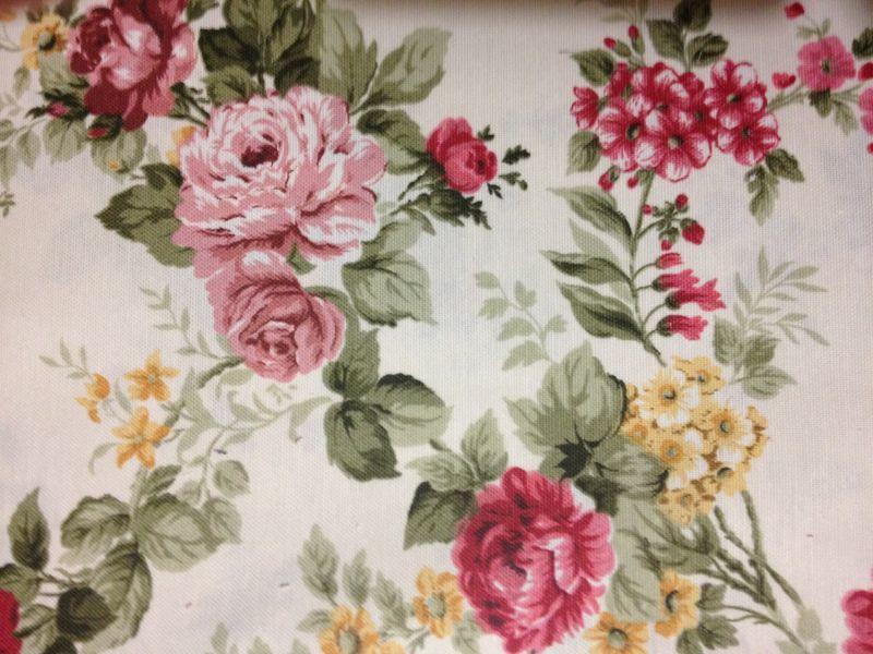 Замовити тканину на штори в кухню в стилі прованс