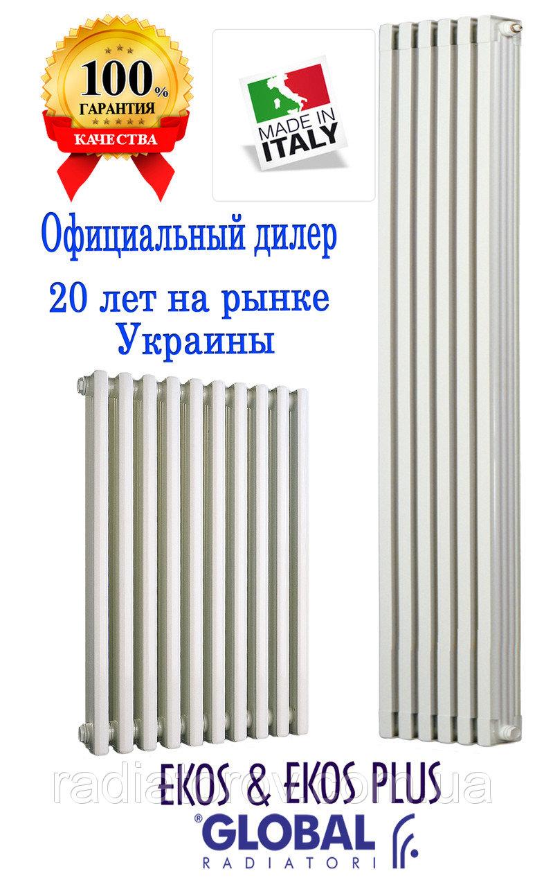 Алюминиевые радиаторы global vox купить