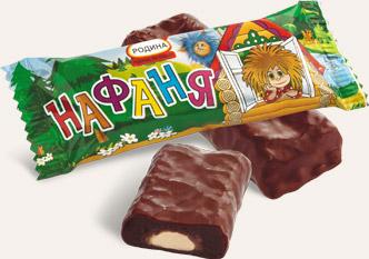 Купити шоколадні цукерки оптом