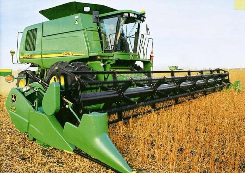 Продаж сільськогосподарської техніки