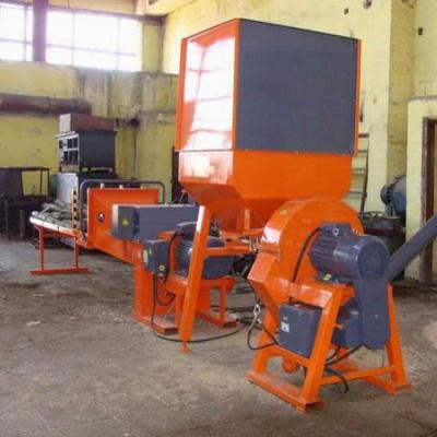 У продажі обладнання для виробництва паливних брикетів