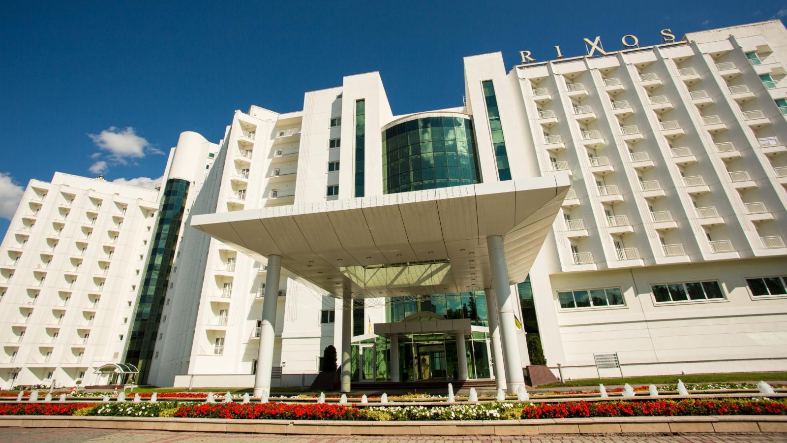 Приглашаем в лучший лечебно-реабилитационный курорт Трускавец - Rixos-Prykarpattya!