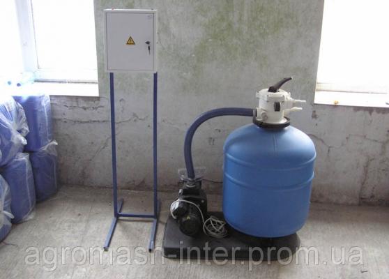 Продається фільтр механічного очищення води