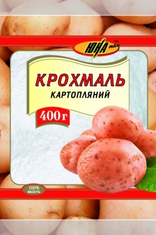 Купити крохмаль картопляний недорого, оперативна доставка (Київ, Кривий Ріг)