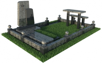 Виготовляємо комплекси з граніту недорого